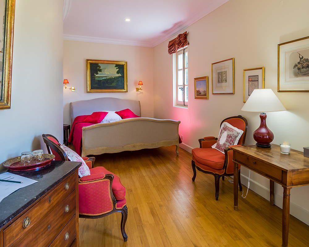 Chambre dans villa de luxe en Provence