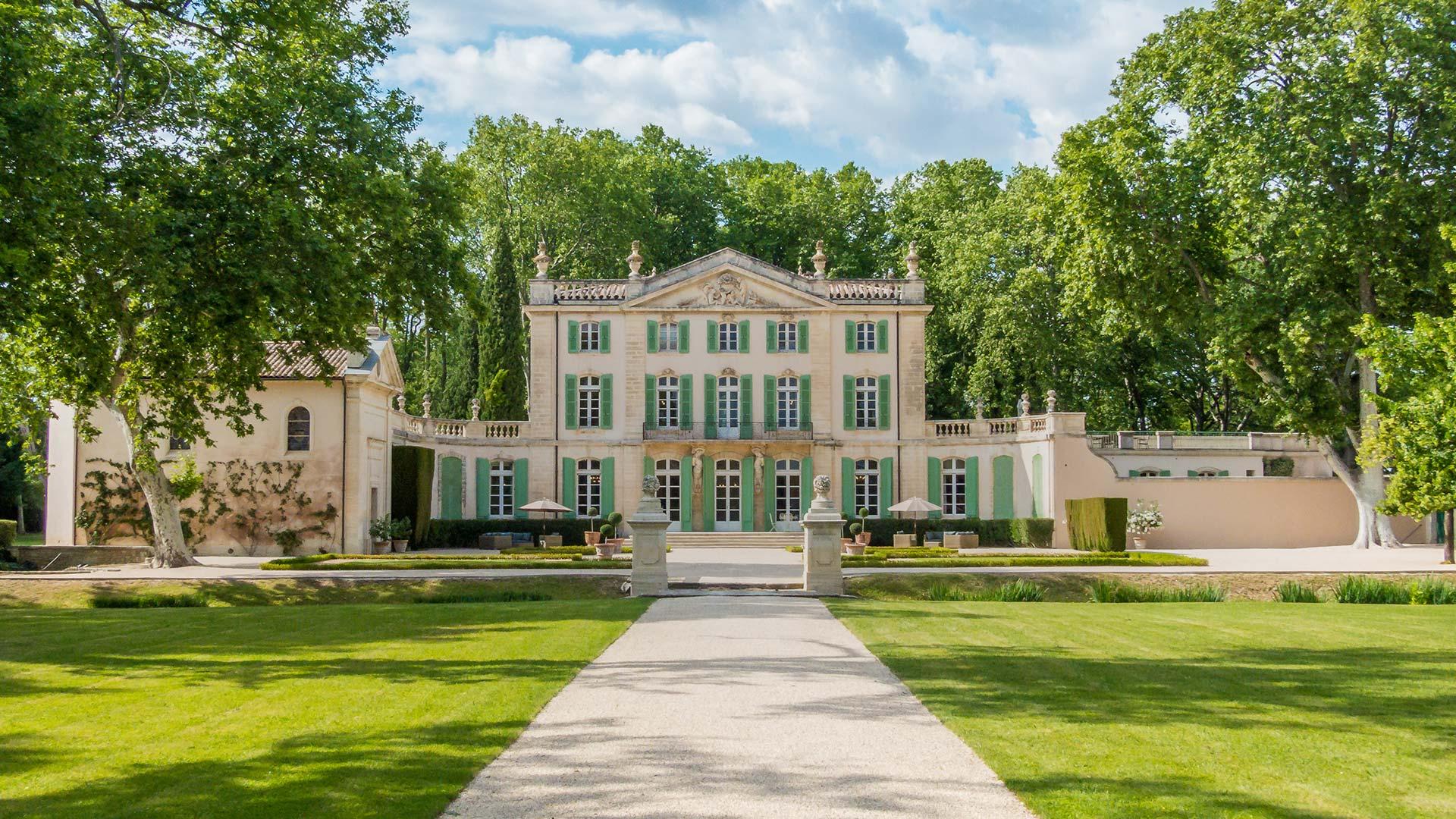 location Château de Tourreau en Provence