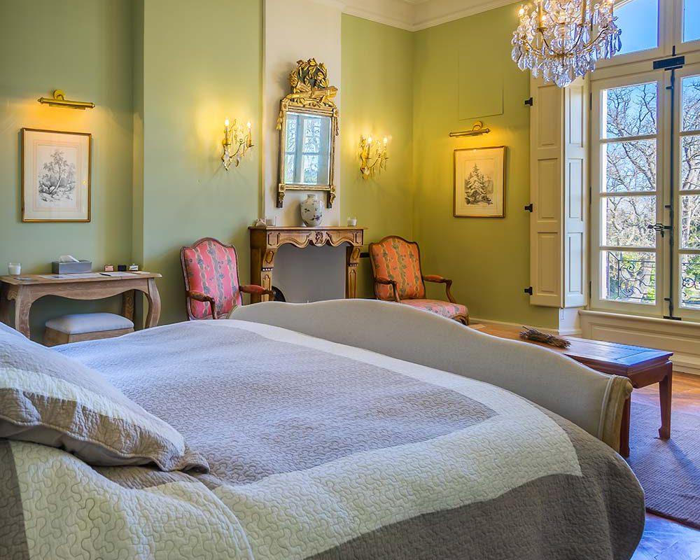Chambre dans villa de luxe Provence